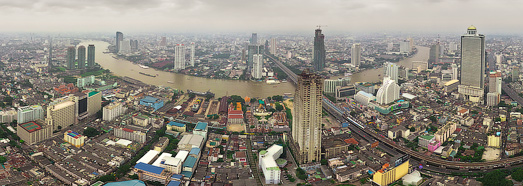 Bangkok, Thailand - AirPano.com • 360 Degree Aerial Panorama • 3D Virtual Tours Around the World