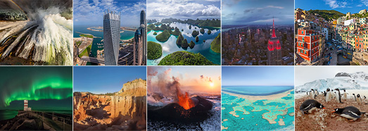 The best footage by AirPano. Part I • AirPano.com • 360° Aerial Panoramas • 360° Virtual Tours Around the World