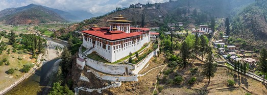 Bhutan. Part I • AirPano.com • 360° Aerial Panoramas • 360° Virtual Tours Around the World