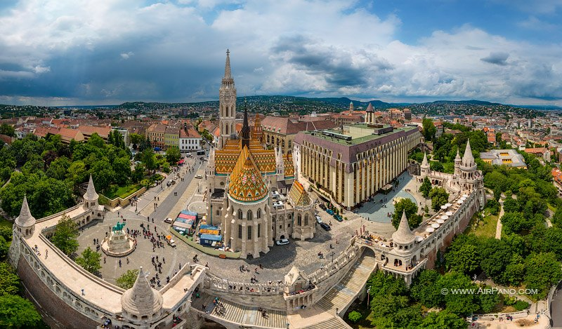 Matthias Church, Fisherman's Bastion