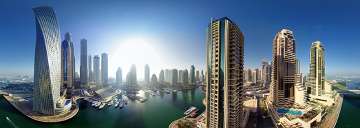 The Emirates (UAE) • AirPano.com • 360° Aerial Panoramas • 360° Virtual Tours Around the World