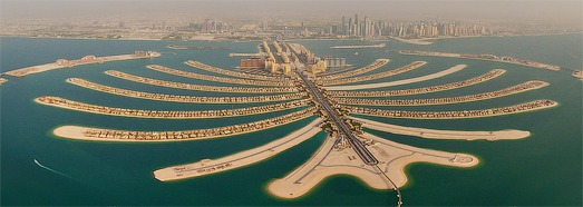 Palm Jumeirah, Dubai, UAE - AirPano.com • 360 Degree Aerial Panorama • 3D Virtual Tours Around the World
