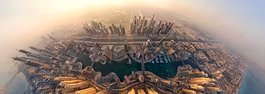 Virtual Tour of Dubai City, UAE • AirPano.com • 360 Degree Aerial Panorama • 3D Virtual Tours Around the World