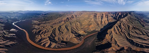 Grand Canyon, USA • AirPano.com • 360° Aerial Panoramas • 360° Virtual Tours Around the World