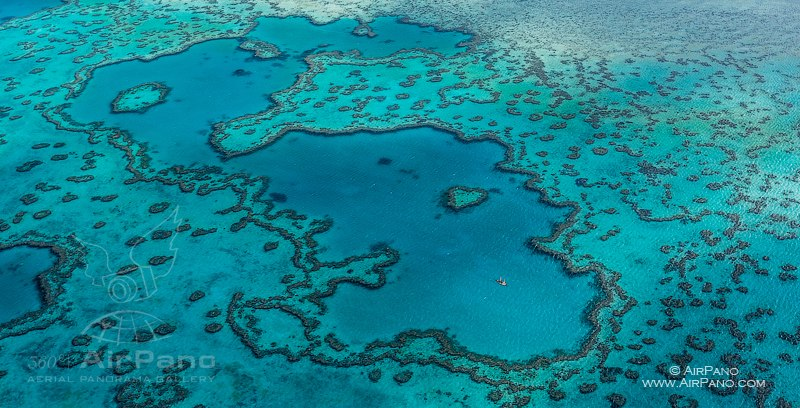 Great Barrier Reef, Heart Reef
