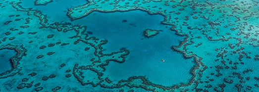 The Great Barrier Reef, Australia - AirPano.com • 360 Degree Aerial Panorama • 3D Virtual Tours Around the World