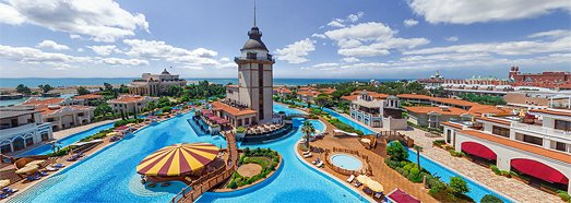 Top Hotels in Turkey - AirPano.com • 360 Degree Aerial Panorama • 3D Virtual Tours Around the World
