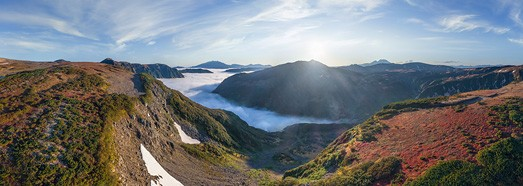 Death Valley, Kamchatka, Russia • AirPano.com • 360° Aerial Panoramas • 360° Virtual Tours Around the World