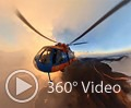 360 video, low  resolution