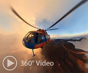 360 video, high resolution