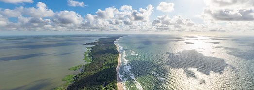 Curonian Spit, Russia • AirPano.com • 360° Aerial Panoramas • 3D Virtual Tours Around the World
