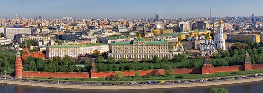 Moscow, Kremlin, Bolotnaya Square  • AirPano.com • 360 Degree Aerial Panorama • 3D Virtual Tours Around the World
