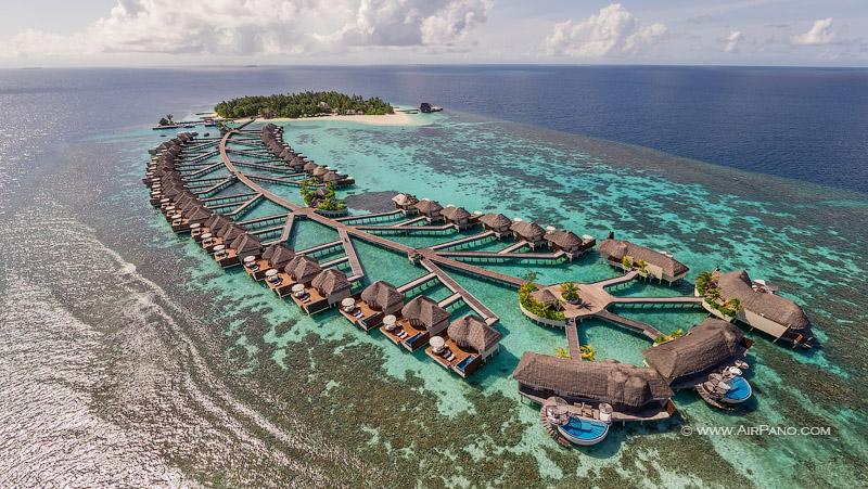 Курортный отель W Retreat & Spa
