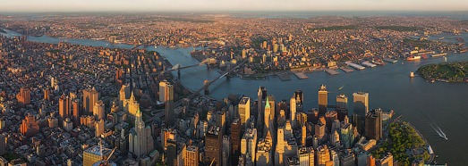 Grand tour of Manhattan, New York, USA - AirPano.com • 360 Degree Aerial Panorama • 3D Virtual Tours Around the World