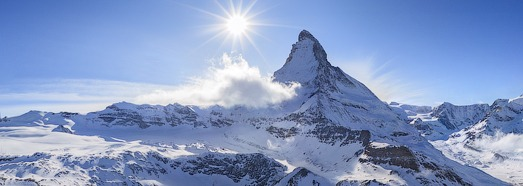 The Matterhorn Mountain, Switzerland - AirPano.com • 360 Degree Aerial Panorama • 3D Virtual Tours Around the World