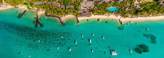 The Island of Mauritius • AirPano.com • 360� Aerial Panorama • 3D Virtual Tours Around the World
