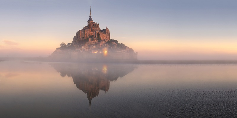 Castle Mont Saint-Michel