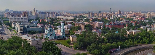 Moscow Virtual Tour • AirPano.com • 360 Degree Aerial Panorama • 3D Virtual Tours Around the World