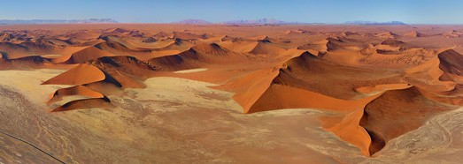 Namib Desert, Sossusvlei, Namibia • AirPano.com • 360° Aerial Panoramas • 360° Virtual Tours Around the World