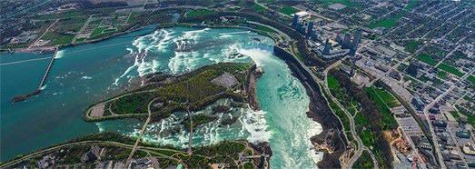 Niagara Falls, USA-Canada - AirPano.com