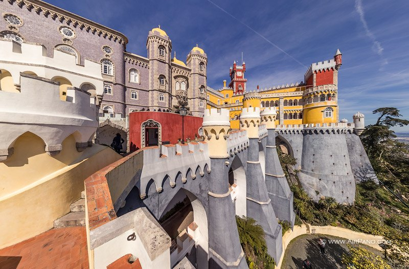 Pena National Palace, Sintra, Portugal
