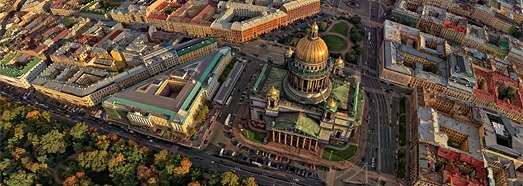 St-Petersburg, Virtual Tour - AirPano.com • 360 Degree Aerial Panorama • 3D Virtual Tours Around the World