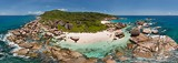 Seychelles - AirPano.com • 360 Degree Aerial Panorama • 3D Virtual Tours Around the World