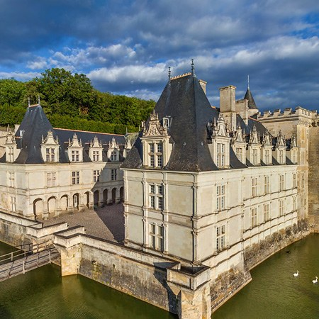 Chateaux of the Loire Valley, France. Part I