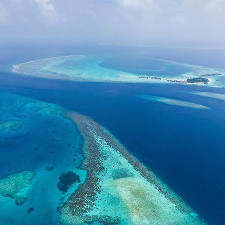 Southern Maldives. Part II