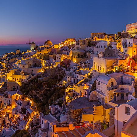 Santorini (Thira), Oia, Greece