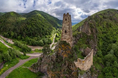 Watch Towers of Ingushetia, Russia
