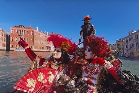 Carnival of Venice. Part I
