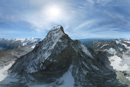 Matterhorn Mountain, Switzerland