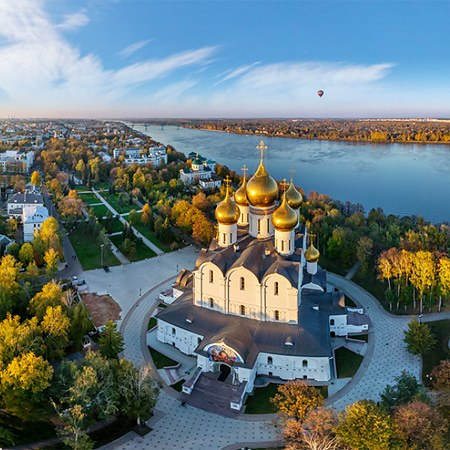 Golden Ring of Russia, Yaroslavl