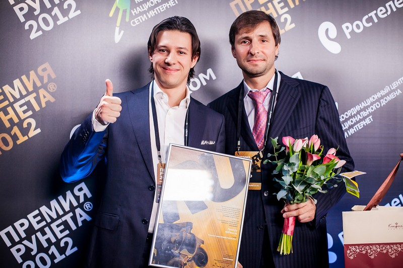 AirPano - the laureate of the competition Runet Award 2012