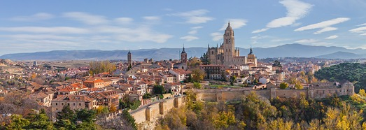 Segovia, Spain • AirPano.com • 360° Aerial Panoramas • 360° Virtual Tours Around the World