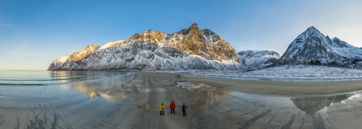 Senja Island, Norway • AirPano.com • 360° Aerial Panoramas • 360° Virtual Tours Around the World