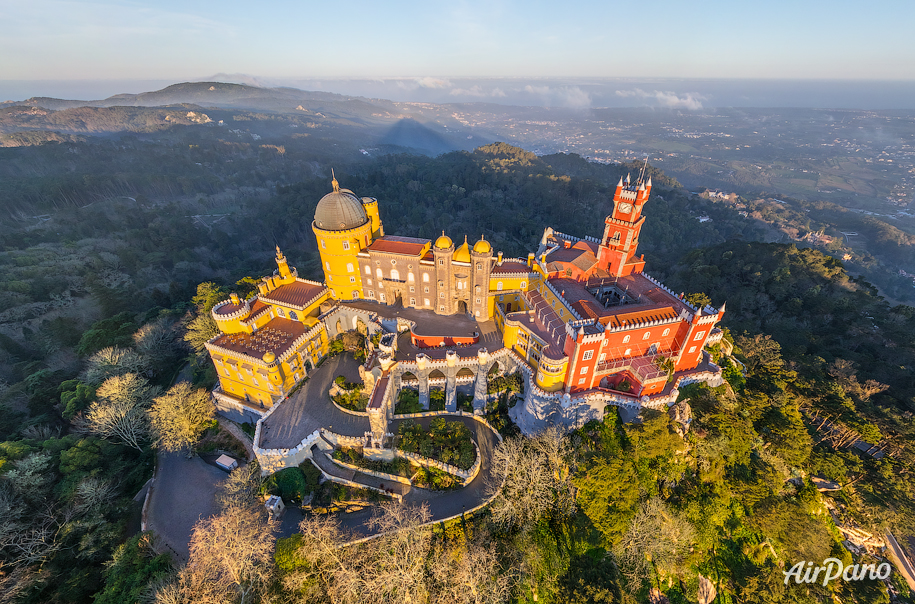 Pena National Palace. Sintra, Portugal