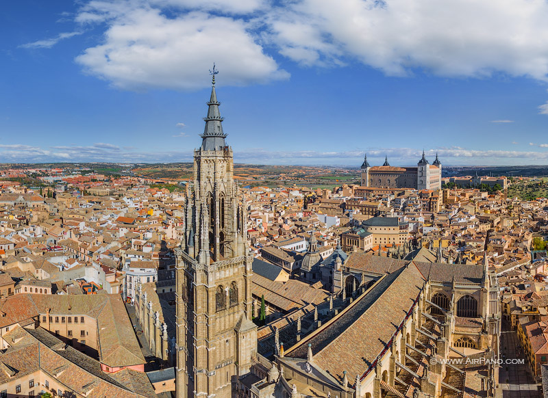 Toledo Cathedral (Primate Cathedral of Saint Mary of Toledo)