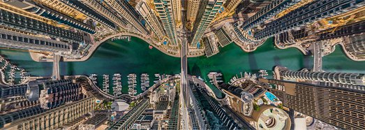 Dubai, UAE • AirPano.com • 360° Aerial Panoramas • 360° Virtual Tours Around the World