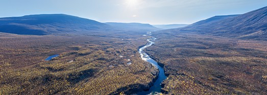 Putorana Plateau, Russia • AirPano.com • 360° Aerial Panoramas • 360° Virtual Tours Around the World