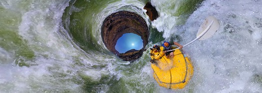 Rafting on Zambezi River, Zambia-Zimbabwe • AirPano.com • 360° Aerial Panoramas • 360° Virtual Tours Around the World