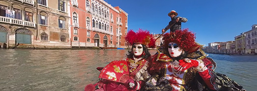 Carnival of Venice. Part I • AirPano.com • 360° Aerial Panoramas • 360° Virtual Tours Around the World