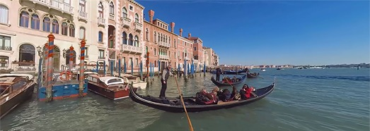 Carnival of Venice. Part II • AirPano.com • 360° Aerial Panoramas • 360° Virtual Tours Around the World