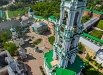 Belltower of the Trinity Lavra of St. Sergius #3 • AirPano.com • Photo