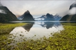 Milford Sound, New Zealand • AirPano.com • Photo