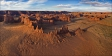 Yei-Be-Chei, Monument Valley, USA • AirPano.com • Photo