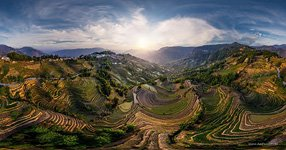 Yuanyang rice terraces #6