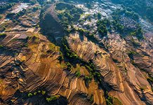 Yuanyang rice terraces #21