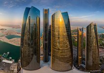 Etihad Towers #1